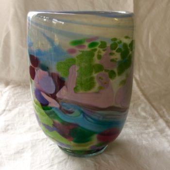 Art glass landscape by Gerry Reilly-32