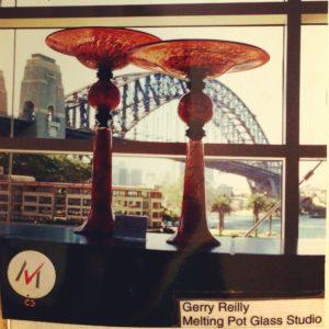 Gerry Reilly art glass-12