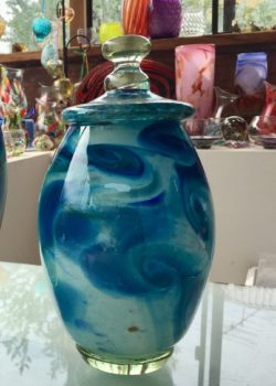 Ocean Medium Keepsake Urn