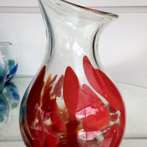 Art glass tableware by Gerry Reilly -31